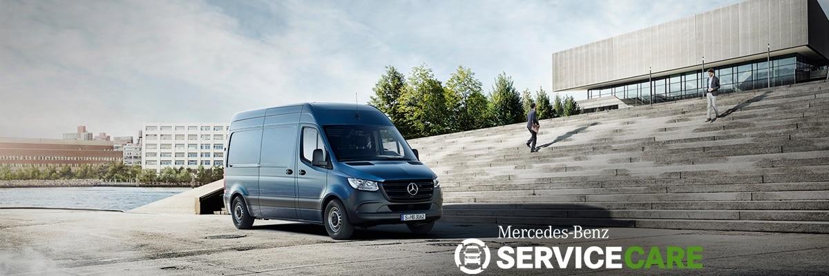 Mercedes-Benz ServiceCare Maintenance